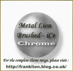 ML - Brushed iCe Chrome.
